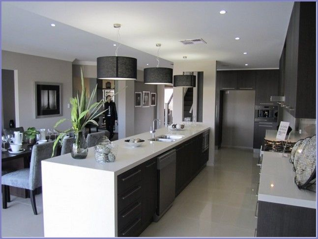 ideas, white and grey for sophisticated future modern kitchen