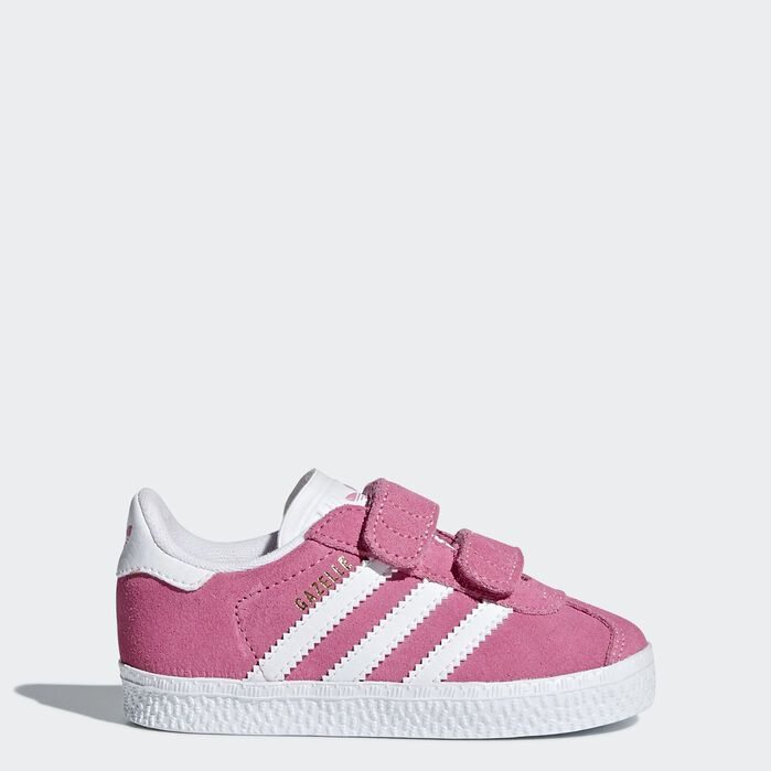 Billige Pink Damen Schuhe Sneaker Gazelle Adidas Originals