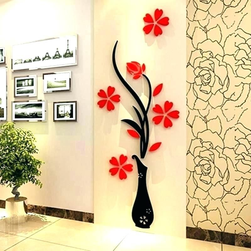 40 Easy Diy Wall Art Ideas To Make Your Home More Stylish Checopie Wall Art Diy Easy Homemade Wall Decorations Decal Wall Art