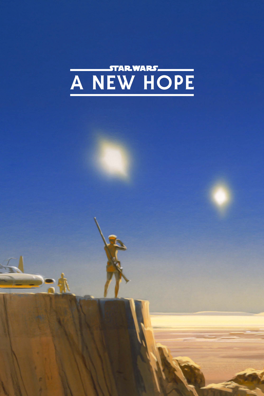 Star Wars (1977) Poster | TPDb