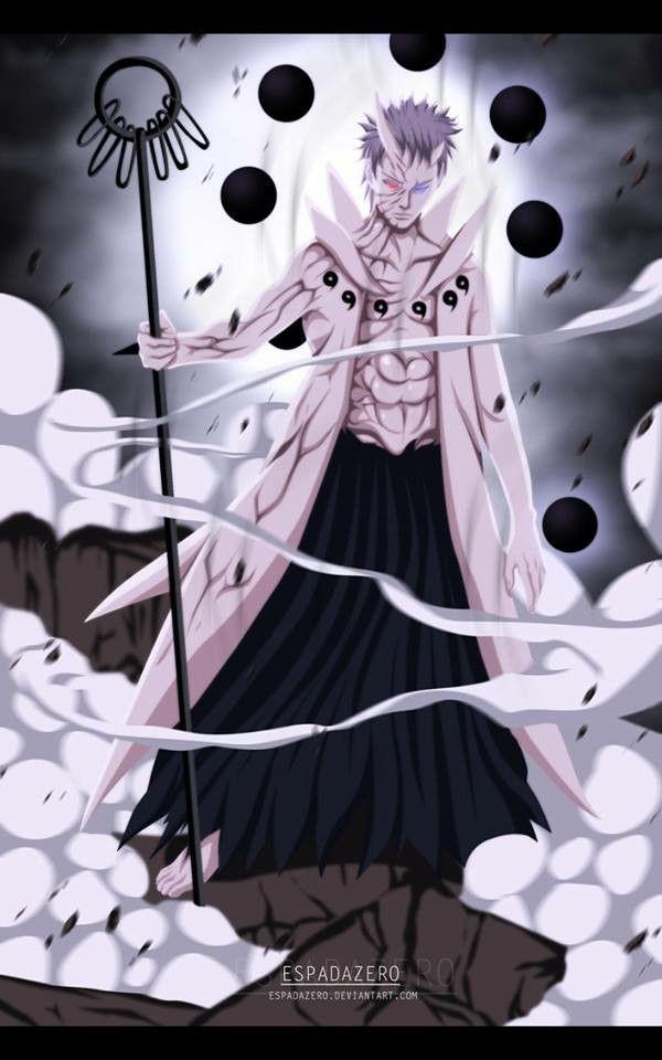 Uchiha Obito Sage Of The Six Paths Naruto Naruto Pictures Naruto Shippuden Characters