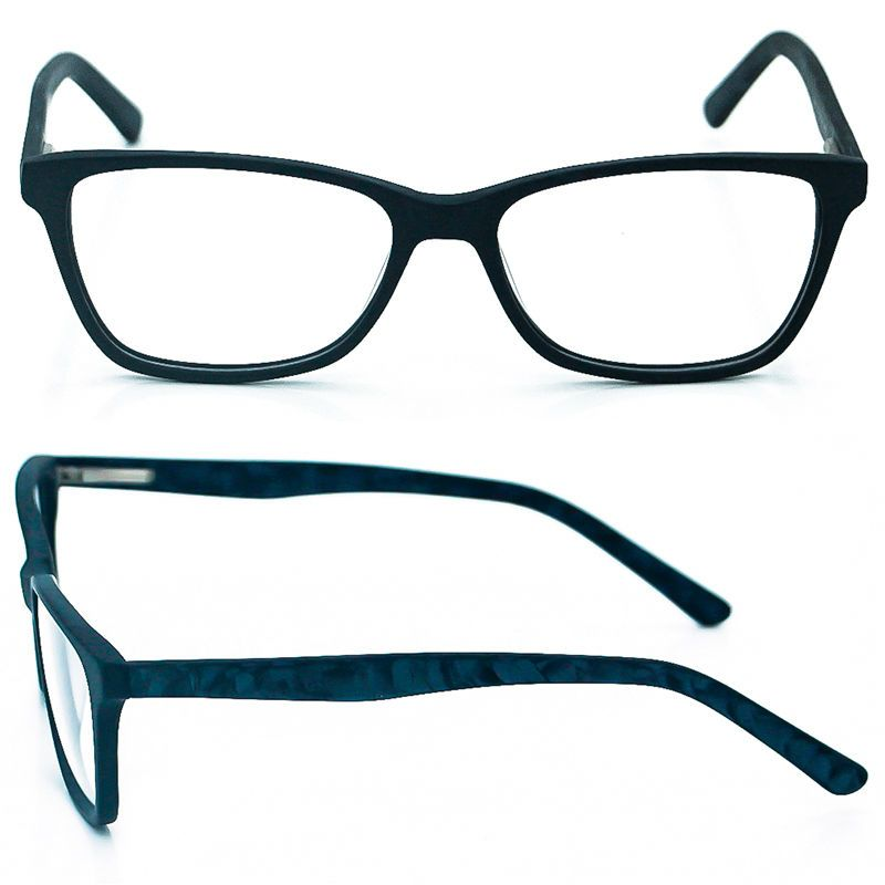 Best Selling Square Black Frame Optical Frame Outdoor Luxury ...