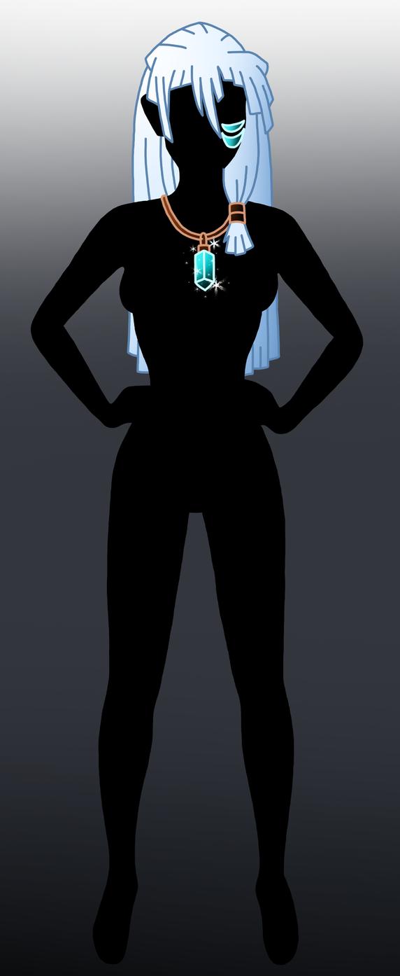 Disney silhouette: Kida by Willemijn1991 on deviantART