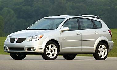 My New To Me 2007 Pontiac Vibe Pontiac Vibe Pontiac Used