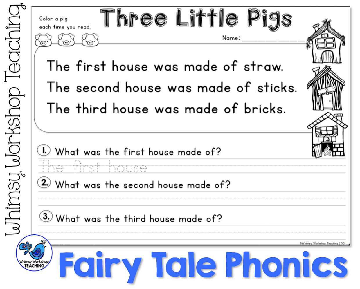 Using Fairy Tales To Teach Early Close Reading Skills For