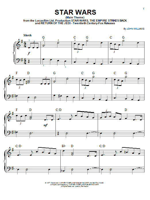 download star wars main theme song free