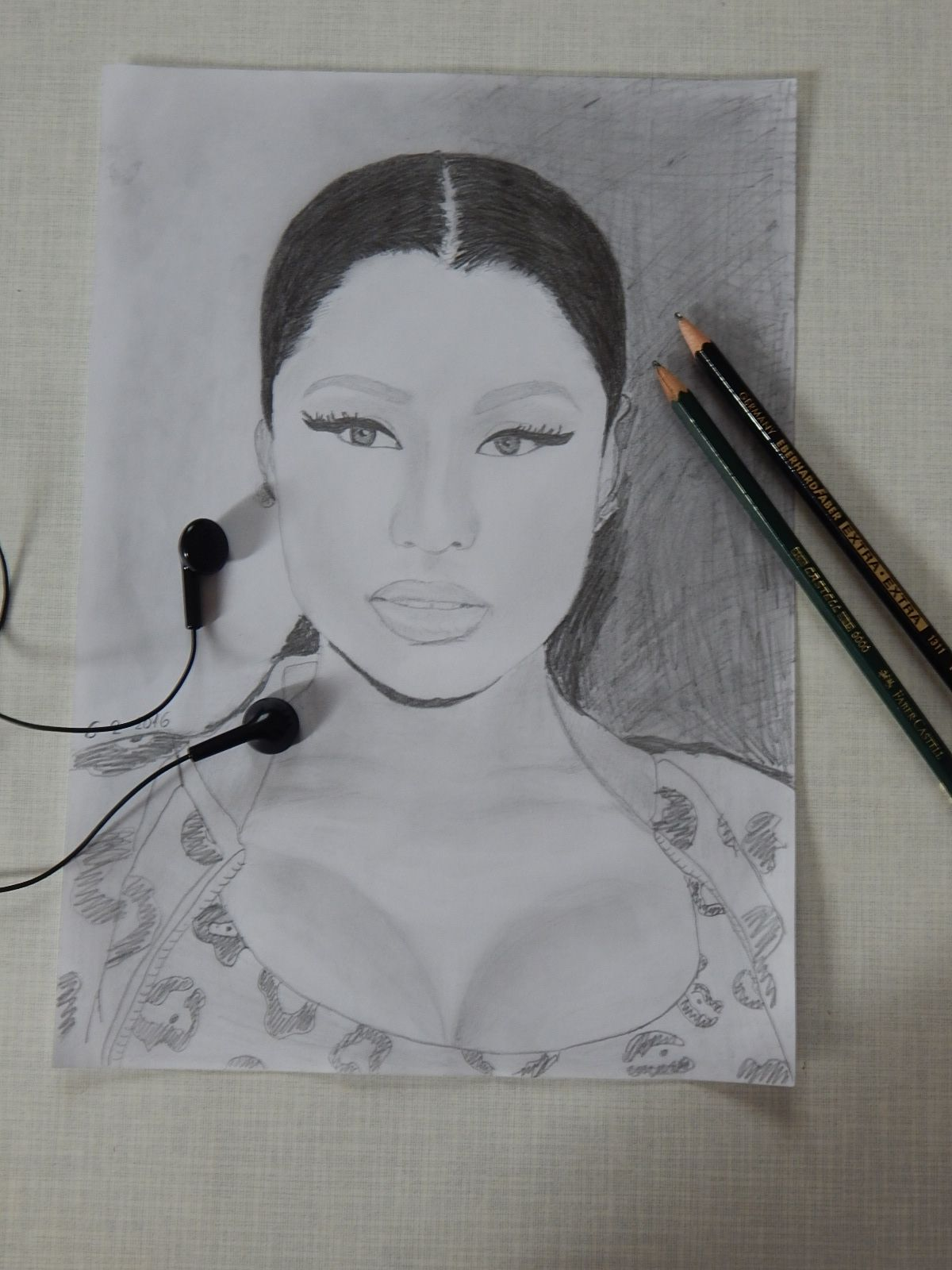 Nicki minaj portrait drawing art lover pinterest nicki minaj nicki minaj portrait drawing voltagebd Image collections