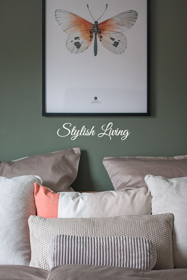Schlafzimmer Makeover mit OTTO [Werbung] Dekor, Haus