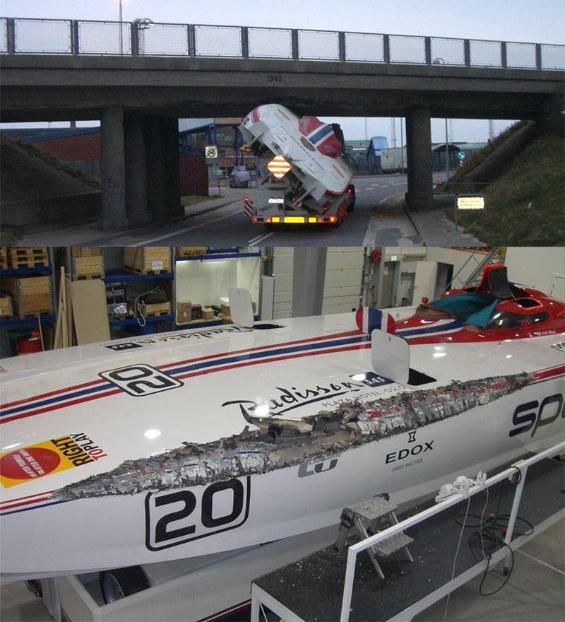 Be careful of low bridges Boat stuff, Boat