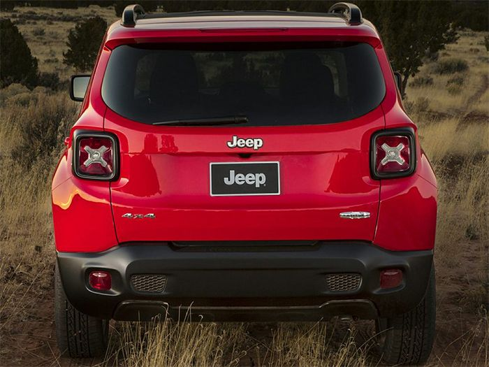 2018 Jeep Renegade Changes Release Date Jeep Renegade Jeep