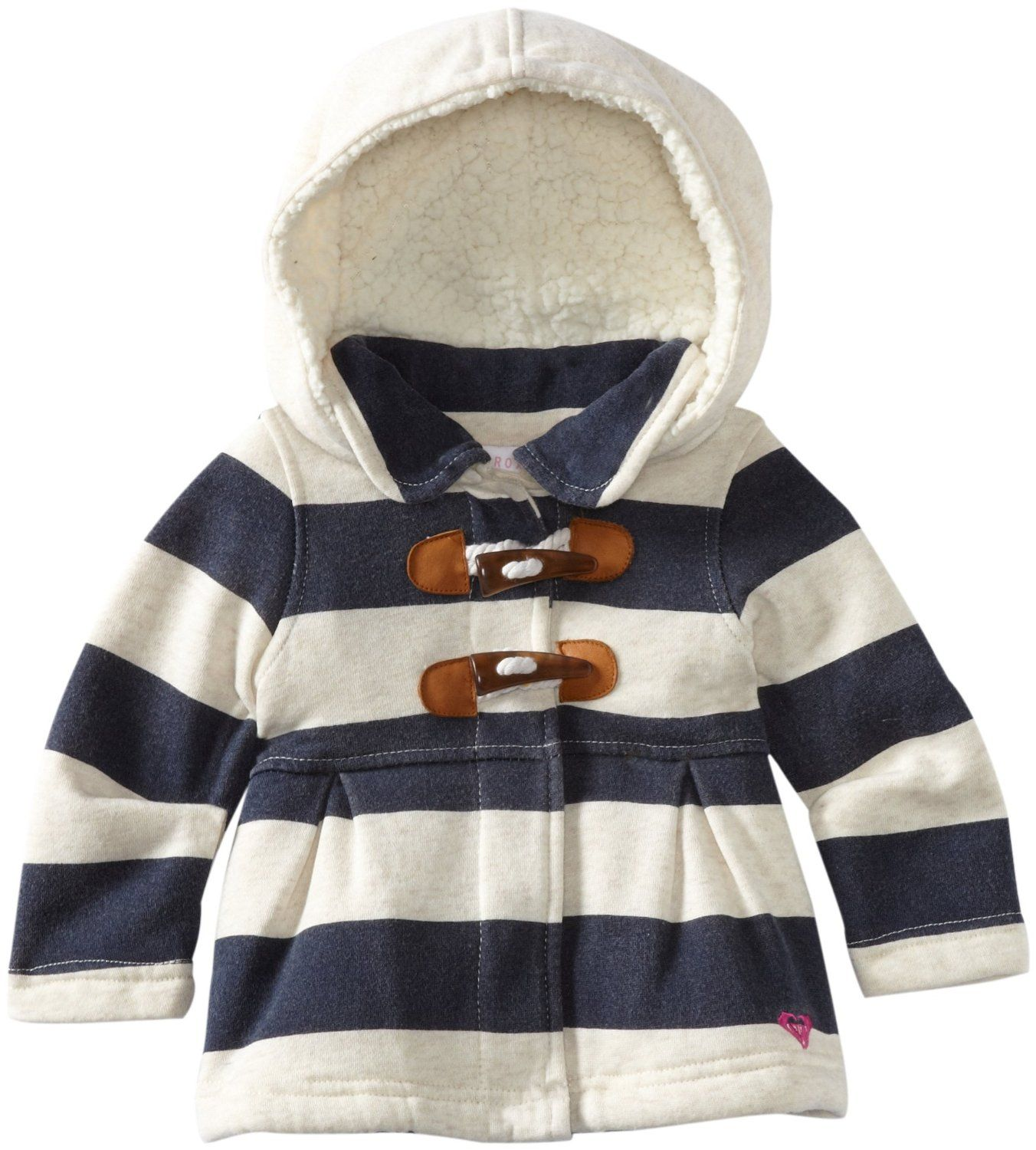 Amazon Roxy Kids Baby Girls Infant Over And Out Sweater Ocean