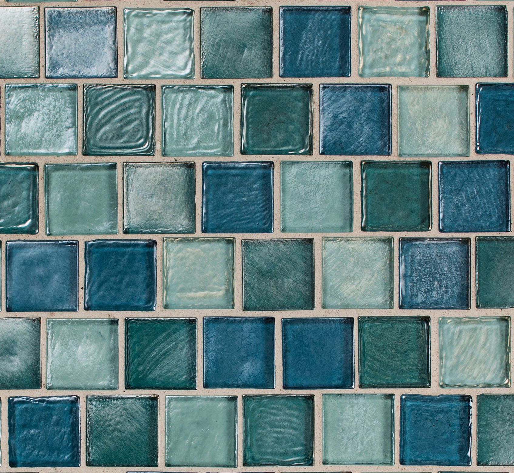 Decorative Accent Tile Extraordinary Aquascapes  Aquamarine Save On Aquascapes Glass Pool Tile From Design Decoration