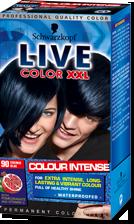 Live Color XXL Colour Intense Cosmic Blue 90.