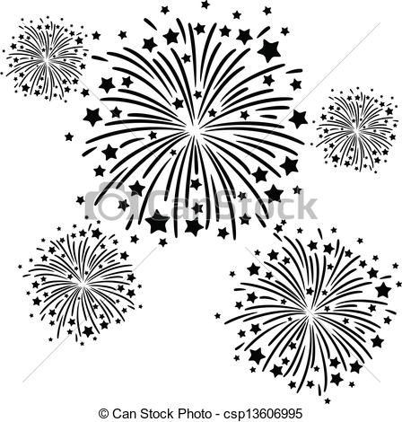 Firework drawing google search
