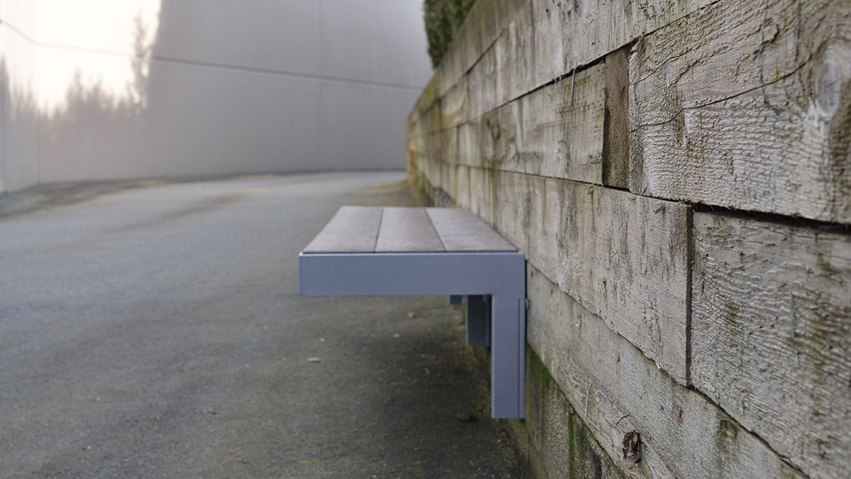Urban-Form-Wall-Mount-Bench-Side-View-Background-Removed | Wishbone ...