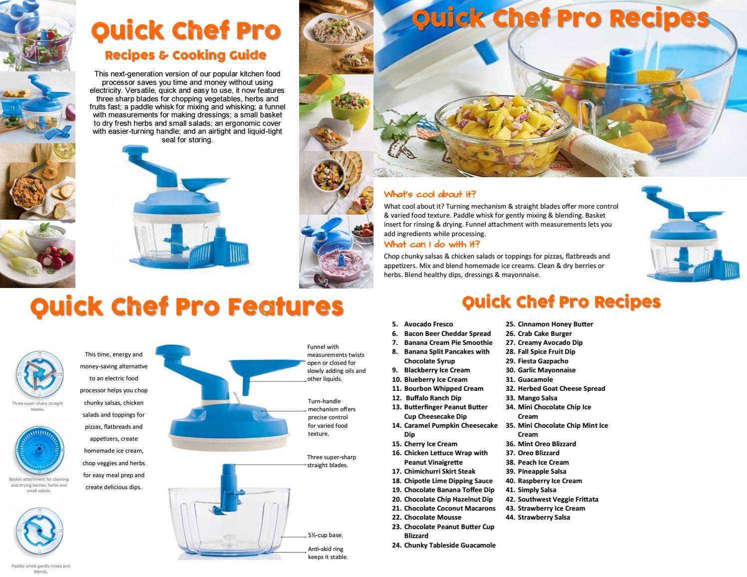 Tupperware Quick Chef Erfahrungsbericht