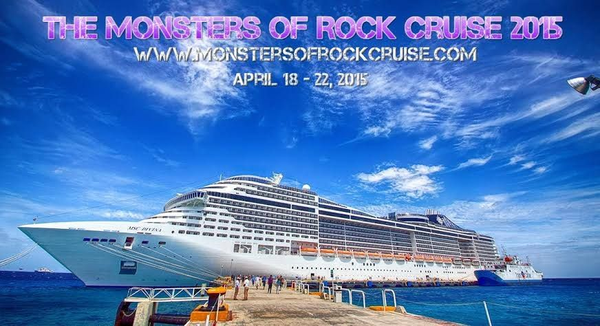 Pin By Connie B On Monsters Of Rock Cruise Pinterest - Rocking cruise ship