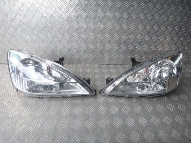 Us 479 00 Used In Ebay Motors Parts Accessories Car Truck Parts Make Offer For 400 Shipping 129 Honda Inspire Black Headlights Jdm