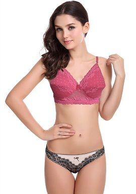 430474572c Hushh Full Figure Comfort Lace T-Shirt Bra