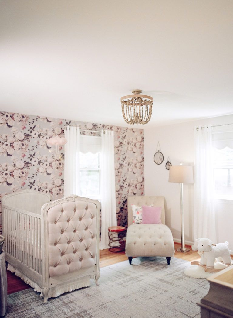 classic baby girl nursery baby girl nursery ideas girl nursery rh pinterest com