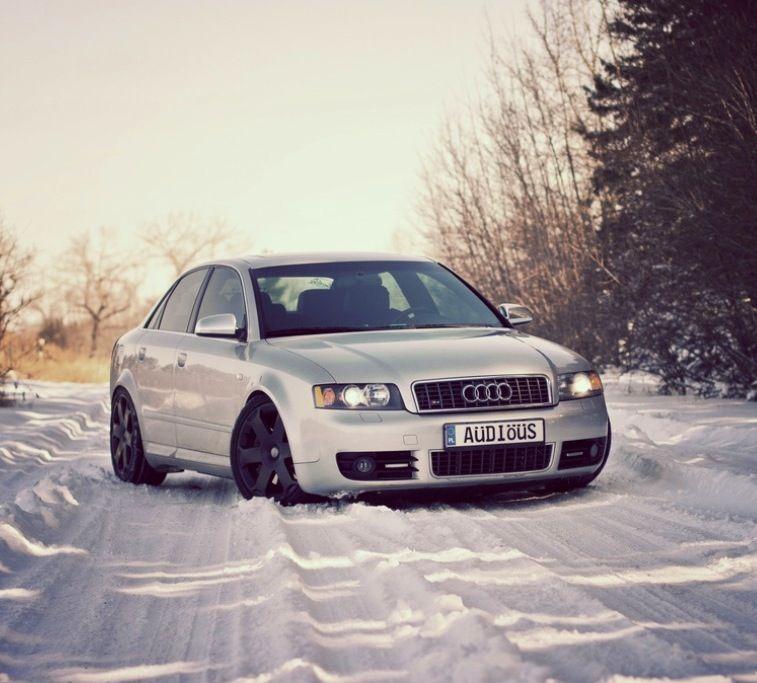 S4 Snow Audi A4 B6 Audi A4 Audi