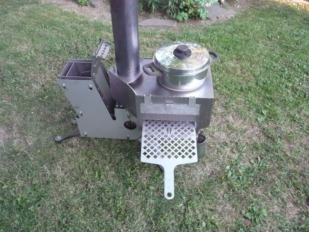 Outdoor Küche Portable Rocket Stove Org Micro Mobile Pinterest Ofen