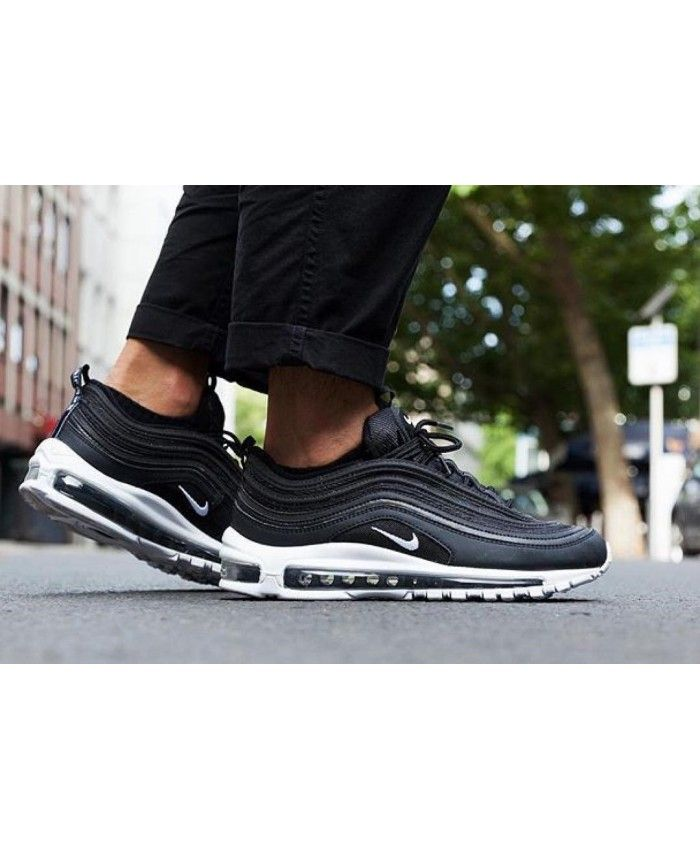 Nike Air Max 97 Black White Nocturnal Animal Trainers Sale