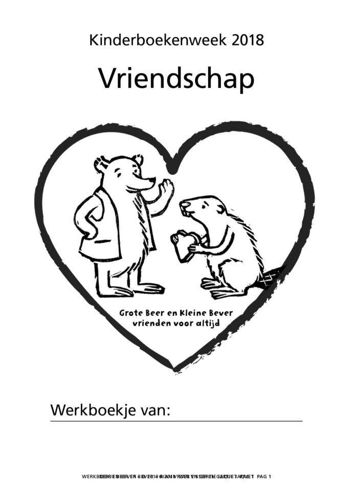 Kinderboekenweek 2018: Vriendschap | Rian Visser | Retsnijm Kbw ...