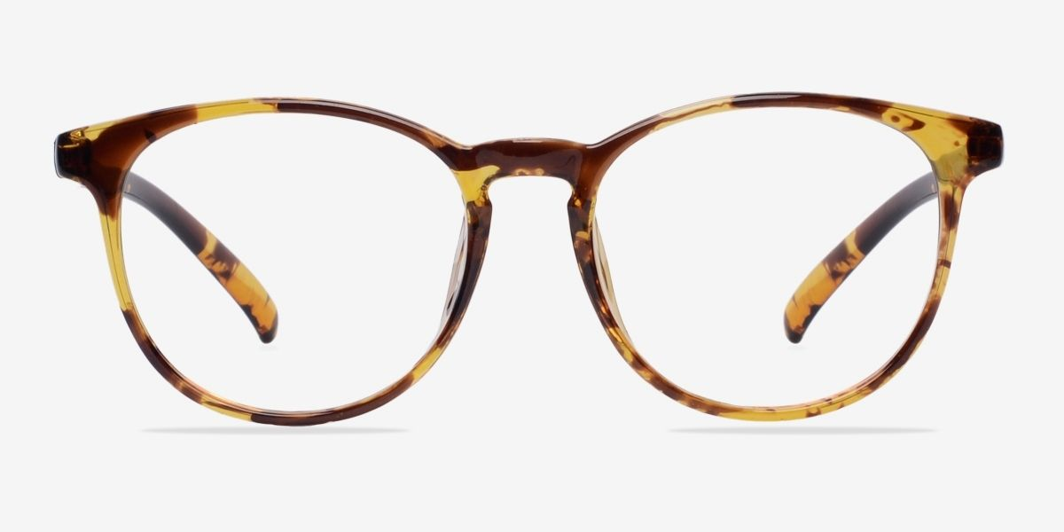 9f4efc69f72 Chilling Tortoise Plastic Eyeglasses from EyeBuyDirect. A fashionable frame  with great quality and an affordable price. Come see to discover your style.