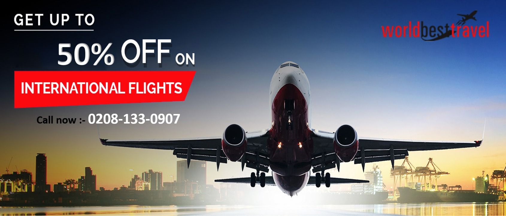 CheapestFlightTickets Make Your Flight Cheap 50 Off