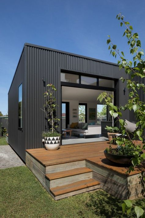 Best Brunswick Extension Containerhomescourtyard Building A 400 x 300