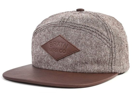 2a3128a64 Wharf Cap by BRIXTON Casquette Baseball, 5 Panel Hat, Caps Hats, Men's Hats