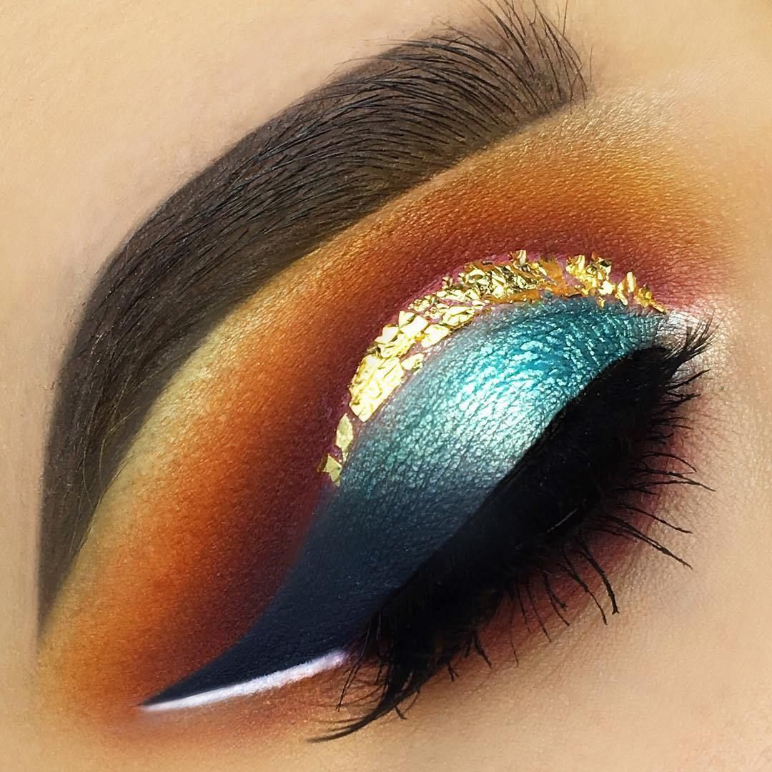 24 Hour Eye Primer, Gold foil