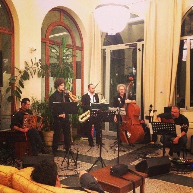 @Barbara Casadei Le canzoni della tradizione romagnola in versione jazz Fratta Terme