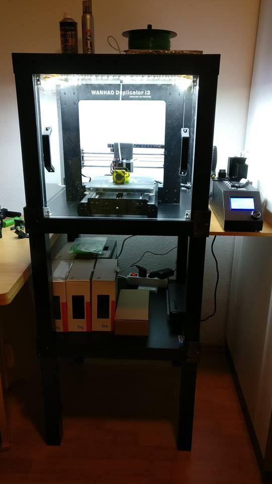 15170984 1461881067173959 8464305670207516117 N Jpg 540 960 3d Printer Kit 3d Printing Diy 3d Printer Enclosure