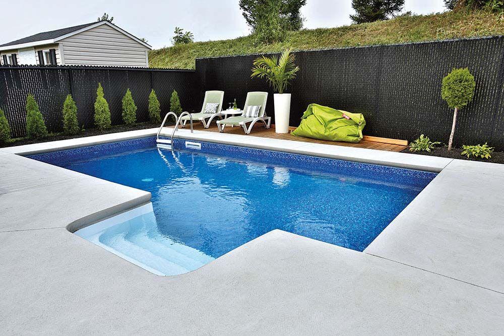 r alisation de piscines creus es exemples photos tr piscine en 2019 piscine. Black Bedroom Furniture Sets. Home Design Ideas