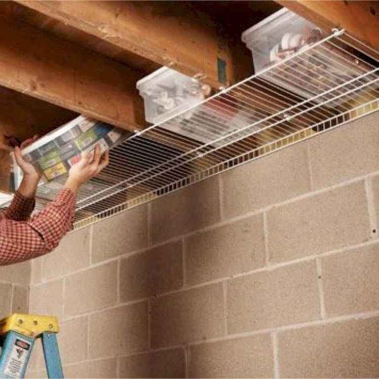 Brilliant Garage Storage Organization Ideas 35