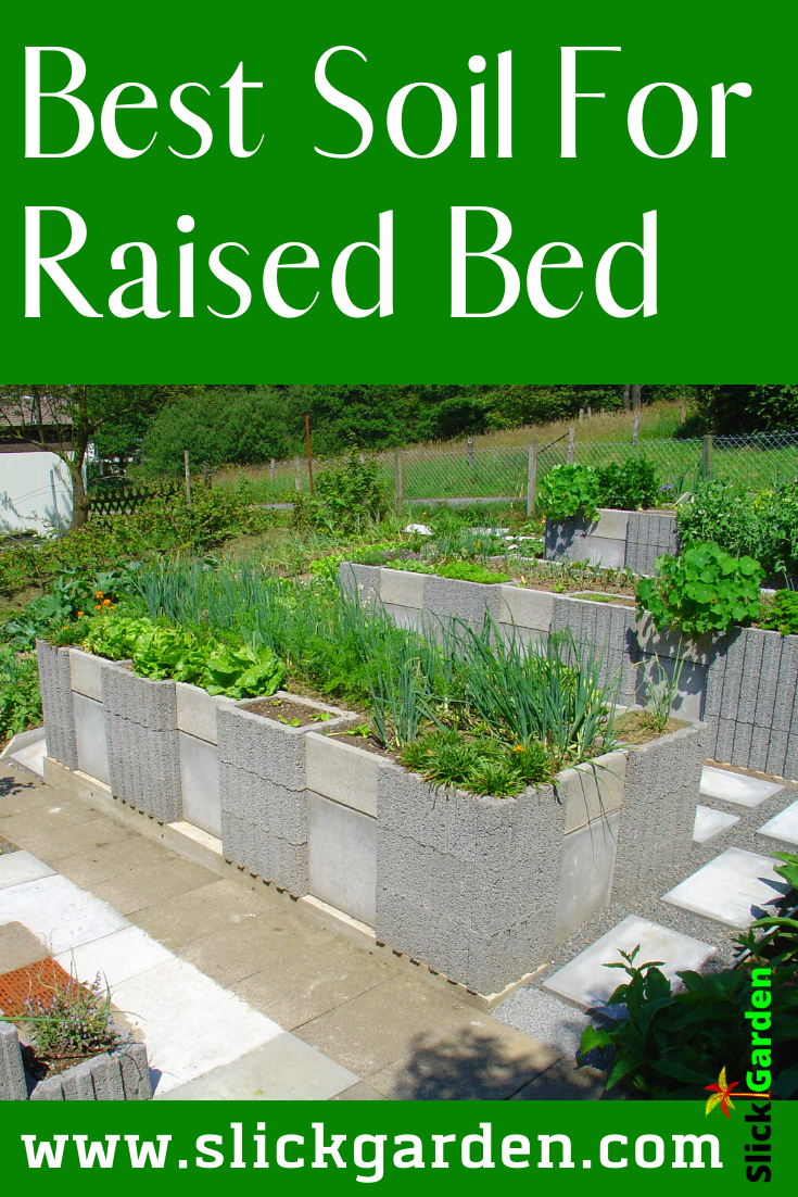 Best Soil For Raised Bed. However, you need the perfect
