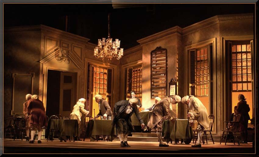 Scenic Design by R. Finkelstein - Produced by The New York State Theatre Institute January This production with lighting by John McLaine and costumes by ... & 1776: - Scenic Design by R. Finkelstein - Produced by The New York ... azcodes.com