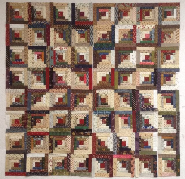 log cabin quilt pattern - Google Search | Quilting | Pinterest ...