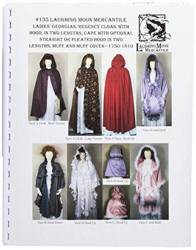 Long Hooded Cloak Pattern {FREE} | Pinterest | Cloaks, Hooded cloak ...