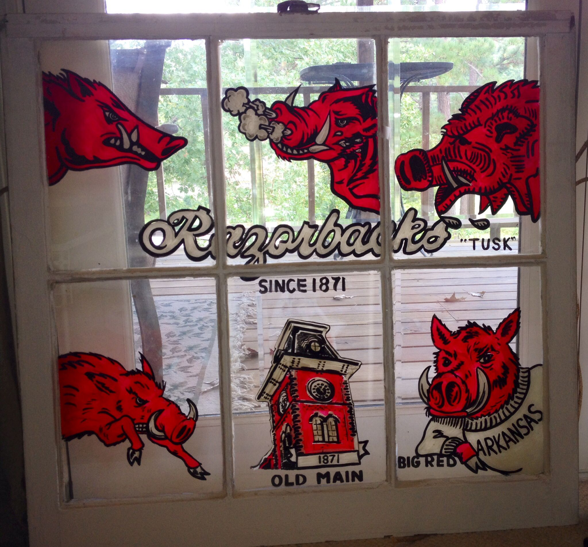 pig wood fullxfull piggy wreath dot polka hanger p hogs door arkansas go decor dojf home il razorback woo