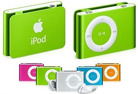 Green Ipod Shuffle Current Ipod Again After Ipod Touch Earphone Input Somehow Got Screwed Up Apple Macintosh Apple Ipod Ipod