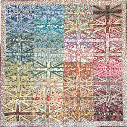 Liberty #Fabric #quilt