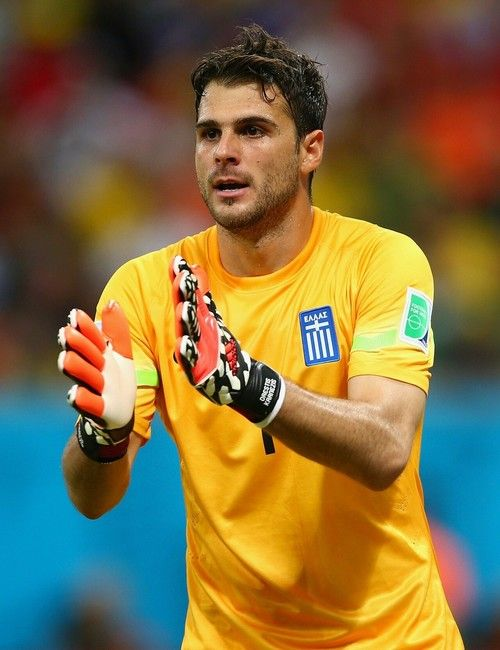 Orestis Karnezis Wins Most Important Prize At The World Cup Hottest Player World Cup Sky Sports Football Latest Football News