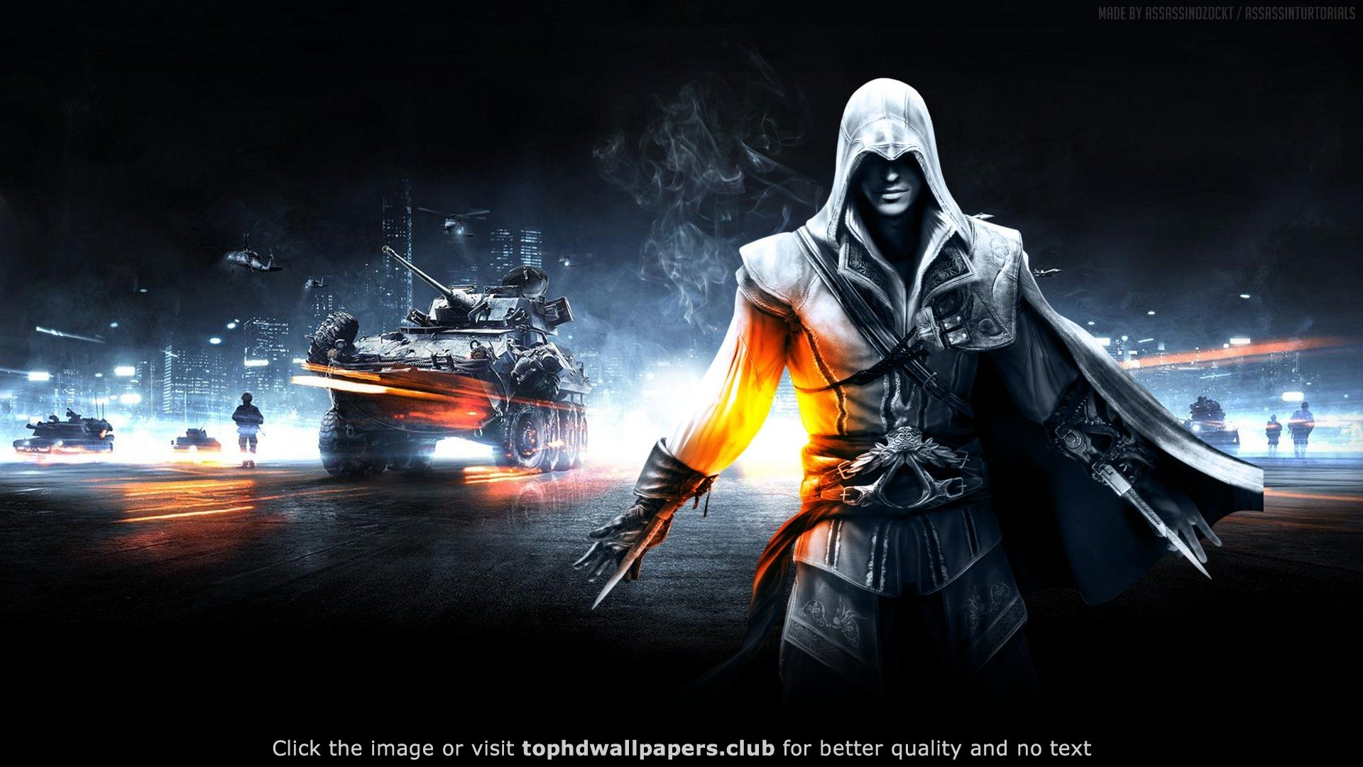 Assassin Creed Desktop Hd Wallpaper Gaming Wallpapers Hd Best