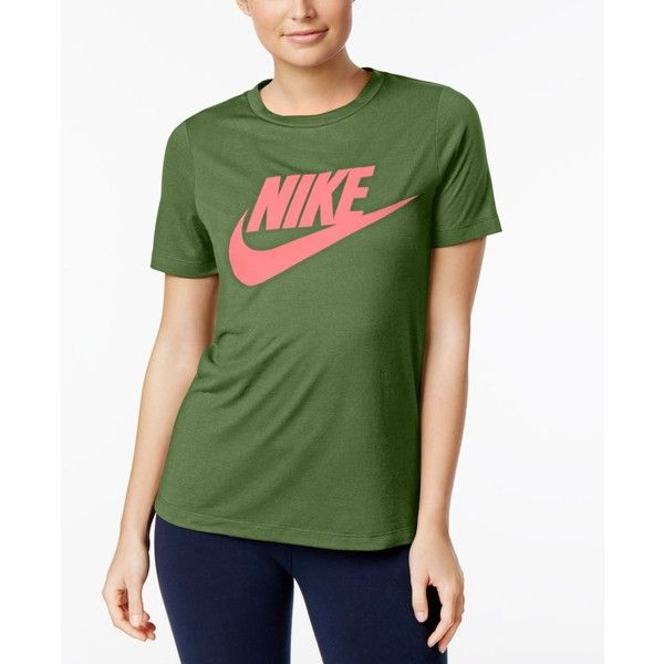 Nike Sportswear Womens Essentials Tee - Black