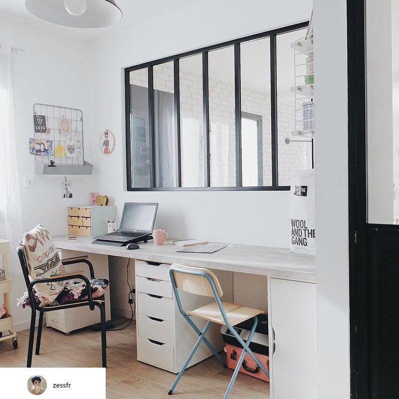 Follower 20 7 Mila Seguiti 480 Post 460 Guarda Le Foto E I Video Di Instagram Di Twins On Heels Twinsonheels Ikea France Home Office Room