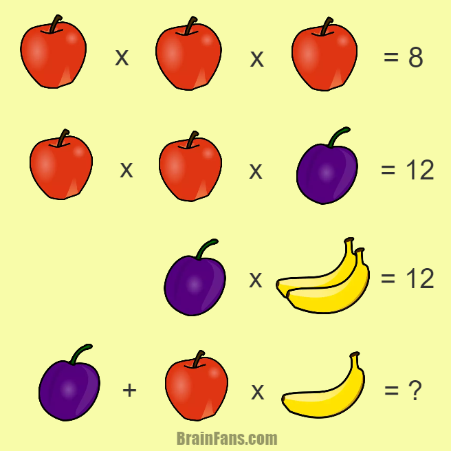 Brain teaser Number And Math Puzzle Math question