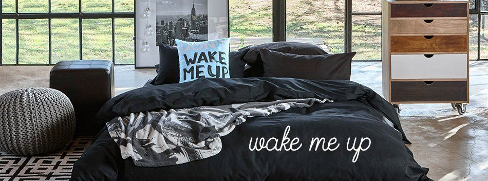 Collections Wake Me Up - New
